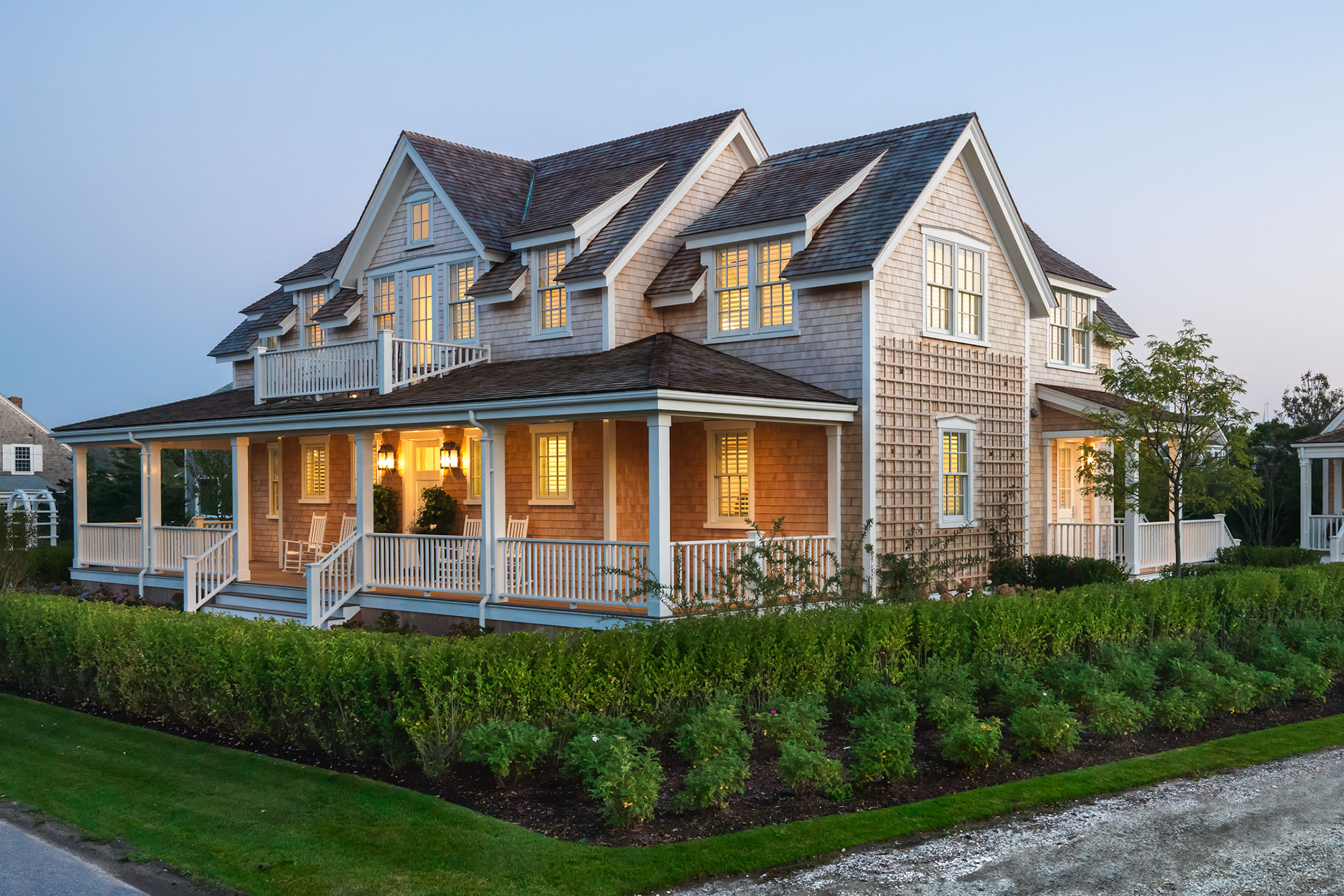 awesome nantucket style architecture pictures building